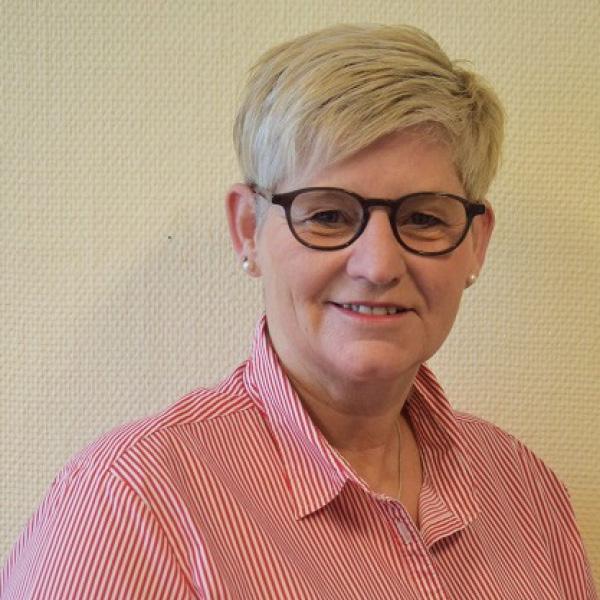Anprechpartnerin Ursula Böckmann